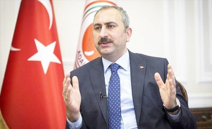 Adalet Bakanı Gül'den 'Eylem Planı' ile ilgili önemli açıklamalar