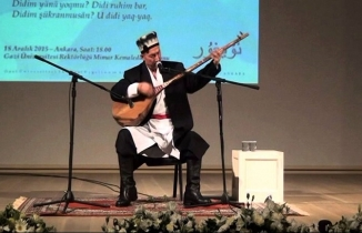 Abdurrehim Heyit'in karşılaşınca isimli eseri