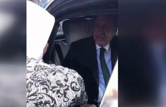 Başkan Erdoğan'dan vatandaşlara sürpriz