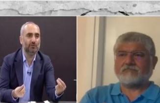 Halk TV canlı yayınında 'Recep Tayyip' gerginliği! Müdahale etti