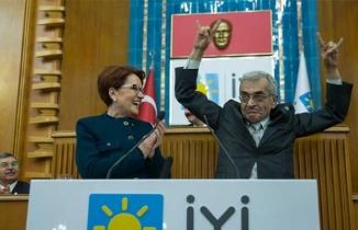 İYİ Parti frup toplantısına Kastamonu Belediye Başkan adayı damga vurdu
