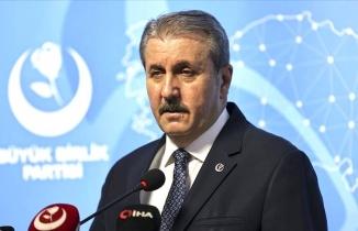 Mustafa Destici: Ha Duran Kalkan ha Pervin Buldan