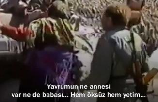 Kelbecerli nine torununu kaçıran Ermeni işgalcilere böyle yalvarmıştı